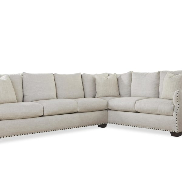 Connor Sectional Sofa : Merryu0026#39;s Trash and Treasures