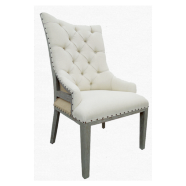 Toscana Industrial Royal Arm Chair Merrys Trash And